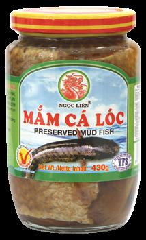 PICKLED MUD FISH MAM CA LOC