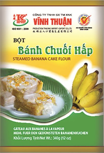 BOT BANH CHUOI HAP