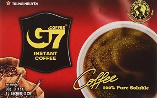 COFFEE G7 PURE BLACK (15*2G)